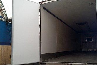 монтаж систем крепления грузов